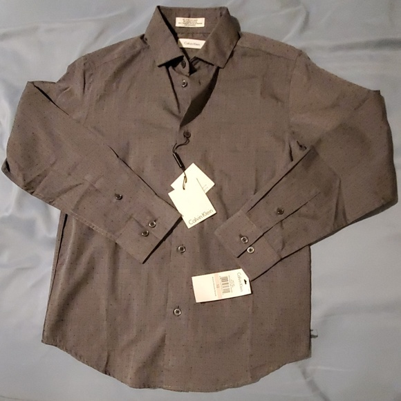 Calvin Klein Other - Boy's button down shirt
